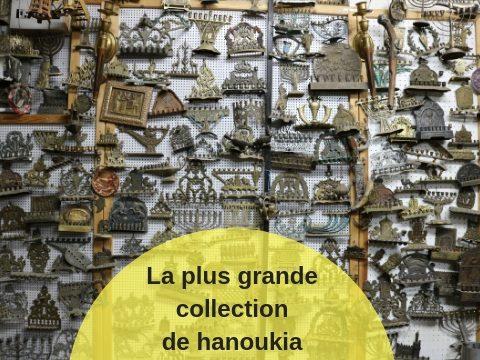 collection hanoukia