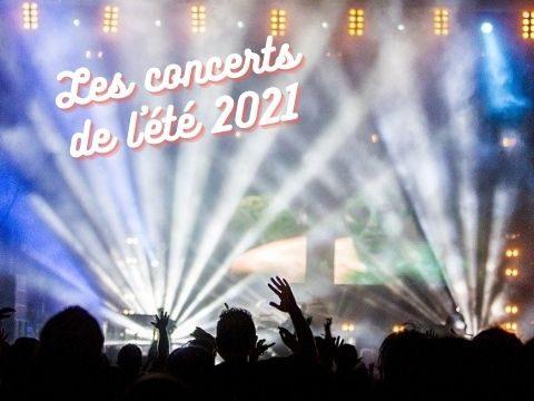 concerts été 2021