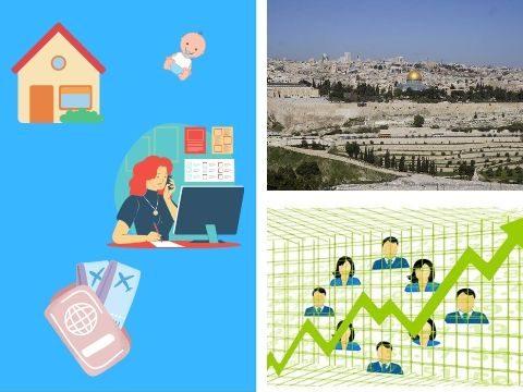 jerusalem chiffres 2021