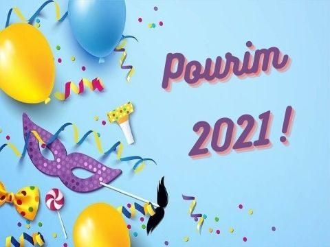 pourim 2021