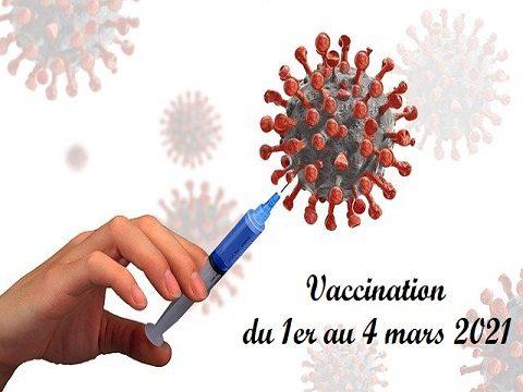 vaccination mars 2021