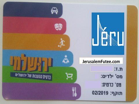 carte Yerushalmi